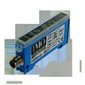 FX3/0P-0F Photo-Electric Switch  Amp. For Optical Fibre, M8 Plug DC NO/NC PNP, Adjustable For Use With Fibre Type CF/CV