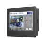 IV07H-SEAA Colour iView HMI 7  Screen 65k Colours TFT Touch 800x480 3 Serial Ports, LAN, MicroSD Aluminium Bezel