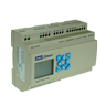 SMT-CD-T20-V3 iSmart Intelligent Relay - V3 24VDC, HMI, 12 DI, 4AI   8 Trans out (500mA), Comms Ladder, FBD, 15 Tmr, 15 Cntr